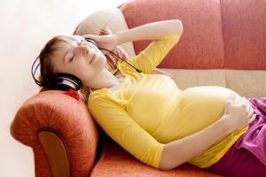 вагітність і музика