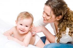 масаж допоможе налагодити звязок із дитиною