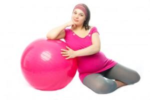 Для здоров'я вагітної жінки корисно виконувати фізичні вправи