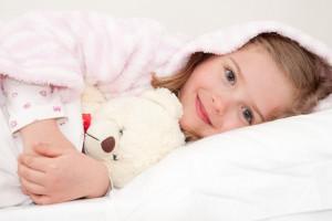 м`яка іграшка допоможе дитині спокійно заснути