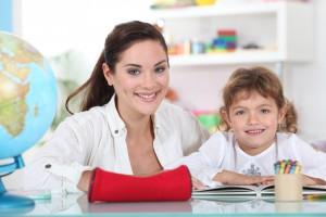 У кімнаті дитини-школяра основну увагу потрібно приділити робочому місцю