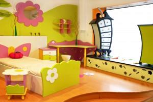 дитячі меблі бувають різноманітні