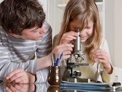 мікроскоп для дитини