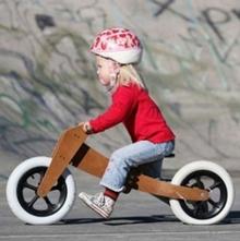 як навчити дитину їздити на велосипеді