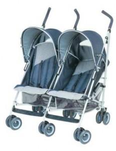 є спеціальні подвійні коляски для близнюків