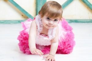 розвиток дитини 6 місяців