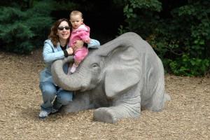 Зводи дитину в зоопарк і познайом її з тваринами