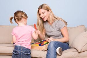 Намагайся весело проводити час зі своєю дитиною