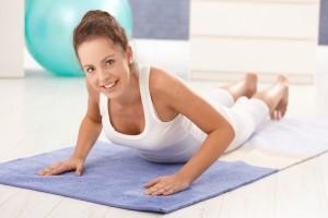 Проведи силові тренування, використовуючи вагу свого тіла