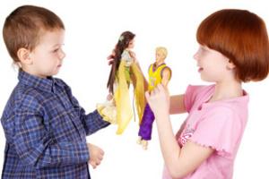 якщо син грає ляльками