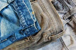 Джинси міцно увійшли в сучасний гардероб модниць