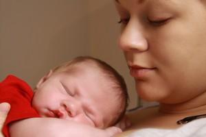Найкращий захист для грудничка - мамине молоко