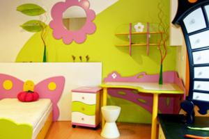 Вибираєм дитячі меблі