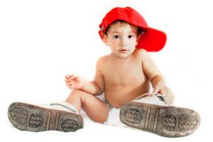Дитяче взуття не повинно бути з синтетичних матеріалів