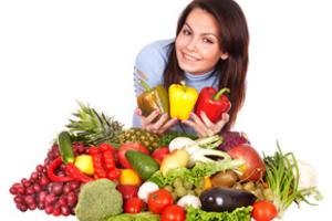 Як продукти впливають на здоровья жінки