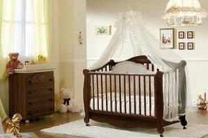 Кімната для новонародженого малюка