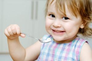 Рисова каша благотворно діє на нервову систему дитини