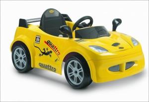 Дитячий електромобіль