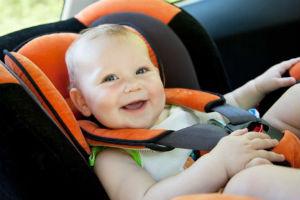 Безпека дитини в автомобілі