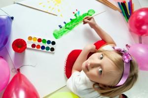 Дозволь своїй дитині самовиражатися через творчість