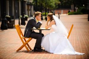 Оригінальні ідеї весільного відео