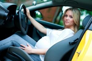 Вагітність і автомобіль