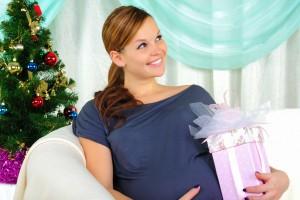 Вибираємо наряд вагітній для зустрічі нового року