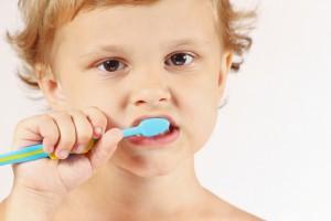 Дитяча зубна паста