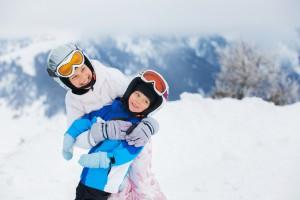 Як дитині відпочити на новорічних канікулах