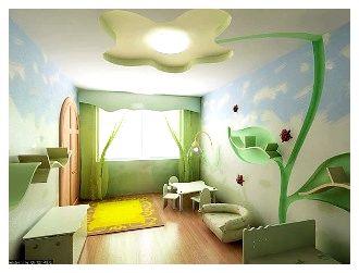 дитяча кімната для двох дітей фото