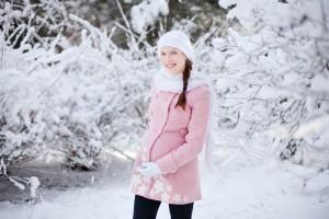 Зимовий одяг для вагітних