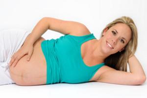 Постільний режим при вагітності