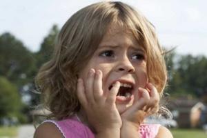 Причини виникнення страху у дітей