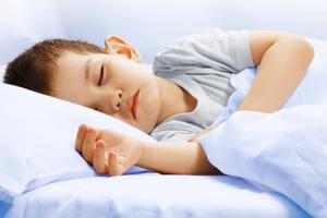 Сон ребенка на ортопедическом матрасе
