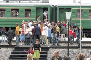 Чим розважити дітей у поїзді