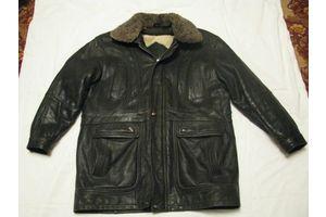 Шкіряна куртка в Києві