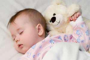 Як вкласти спати малюка