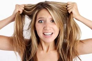 Волосся після зими