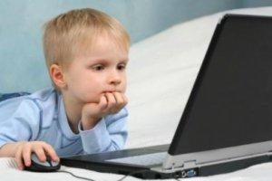 Дитина і компютер