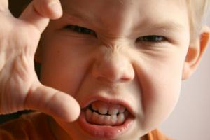 Дитяча агрессія