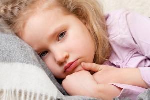 Як може мама допомогти дитині, в якої сухий кашель