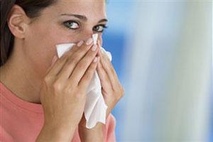 Алергія на пилюку у вагітних