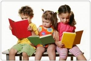 З якого віку дитину вчити читати