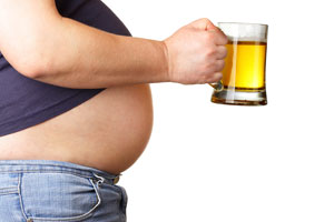 Чи можна пиво вагутним