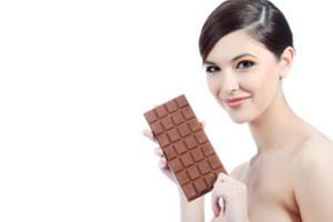 Шоколад під час годування грудьми