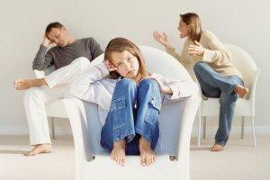 Що відчуває дитина при розлученні