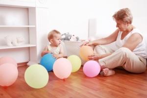 няня для новонародженого