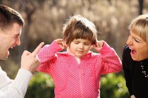 Відносини між батьками впливають на дитину