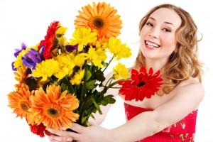 Доставка квітів - зробіть приємне своїй коханій