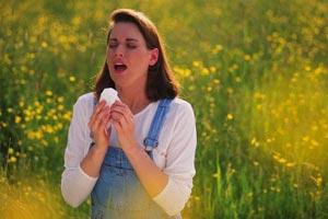 Аллергія у вагітних це правда
